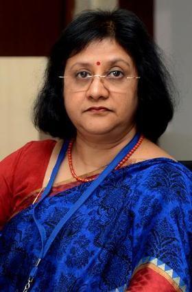 #36 Arundhati Bhattacharya Chair-Managing director, State Bank of India, India Master of Arts, Jadavpur University; Bachelor of Arts / Science, Jadavpur University