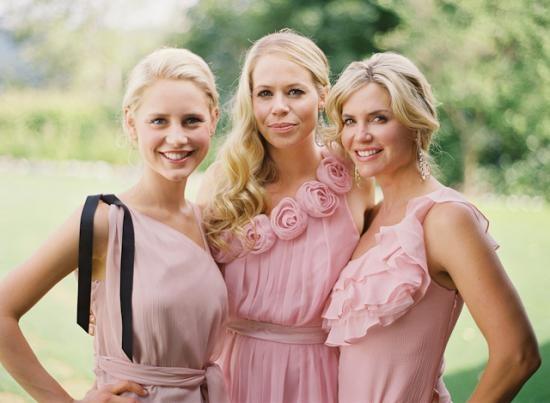 1000+ Ideas About Rose Bridesmaid Dresses On Pinterest