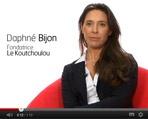 Daphnée Bijon - Votez pour le prix Bouygues Telecom de la Femme entrepreneure numérique 2012 avec le Salon des micro-entreprises