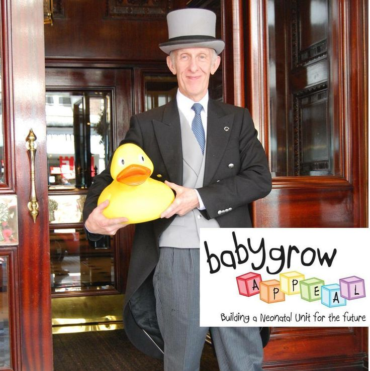The Chester Grosvenor welcomes a new duck to the team, and we need your help to name him/her... with the chance to win a Pick and Mix spa day for two! Kevin has taken the duck under his wing to prepare and train him/her for the Chester Duck Race, in support of the Babygrow Appeal. Visit and Like our Facebook page and add your chosen name and if it's picked by Duck's adopted parents, you'll be the lucky winner of a relaxing Pick and Mix spa day for two! #LetsGetNaming #PerfectChester