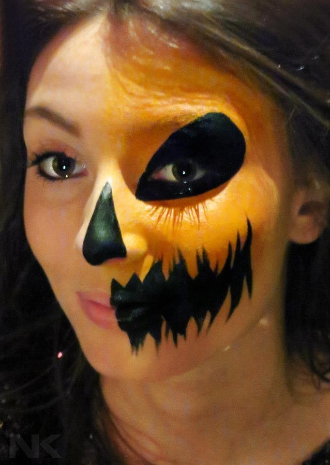 184 best halloween images on Pinterest Halloween ideas, Artistic - face painting halloween ideas