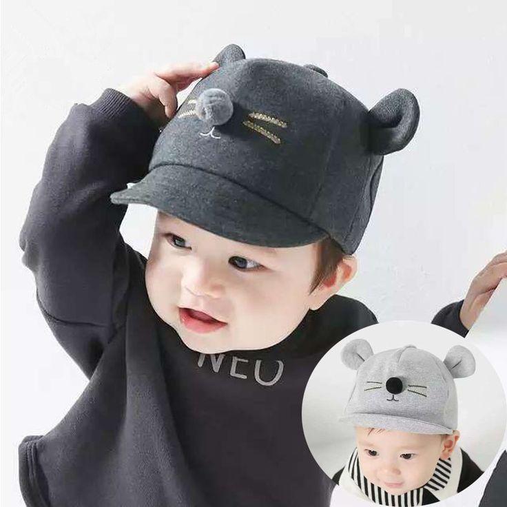 Baby boy Дети Магия Шерстяной шляпу Младенческой Зима Старинные Животных кошки…