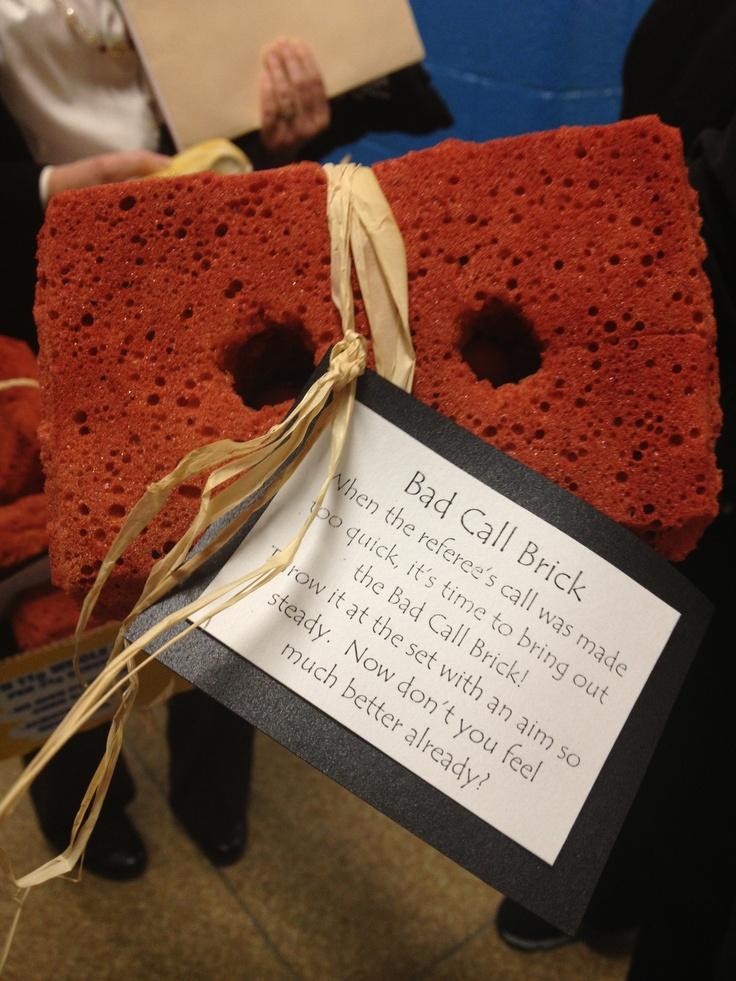 Bad Call Brick Diy Gifts Homemade Gifts Diy