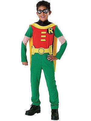 #Childs robin batman brave and the bold fancy dress #costume kids #superhero bn,  View more on the LINK: http://www.zeppy.io/product/gb/2/350892263067/