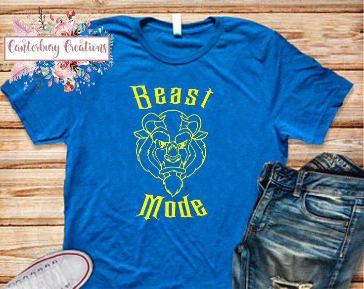 Beast Mode Shirt | Disney vacation disney tank disney shirts disney beauty and the beast belle gaston beast beast mode workout be our guest by Canterbury1Creations on Etsy https://www.etsy.com/listing/577573642/beast-mode-shirt-disney-vacation-disney
