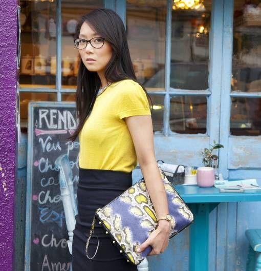 Sue Wang, octubre 2013.