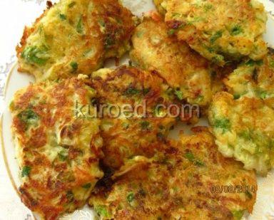 РЕЦЕПТЫ | Оладьи с картошкой и кабачками