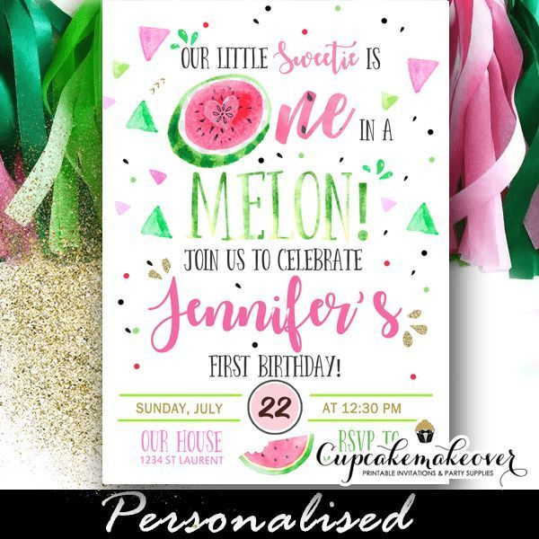 Find A Name For Your Baby 1 Year Old Birthday Party Birthday Party Crafts Birthday Invitations