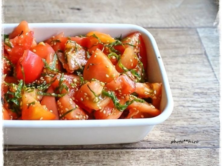 暑いから、火を使わずに!食欲アップで夏バテ防止にも『夏野菜おかず』レシピ帖 | キナリノ