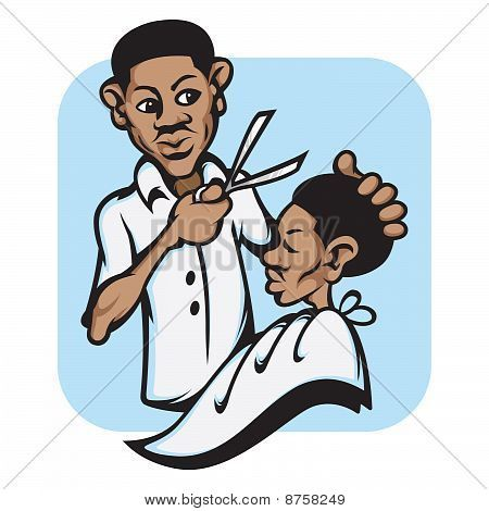 a history of barbering the art of cutting hair Barbers have a long history in fact, it's one of the oldest professions in ancient egypt, you can find paintings of barbers cutting hair among that interesting fact, here are some other ones you'll be surprised to learn about.