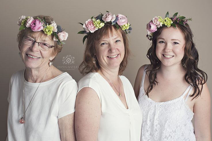 Mother's Day | Generations | Family Photography | Calgary, Alberta | Focus Sisters Photography