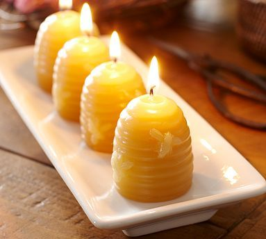 Oh, It's Just Perfect!: Hive Gone Crazy Honey - Bee Hive Candles