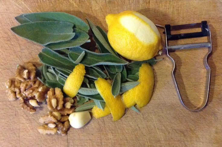 Tuscan Sage Pesto