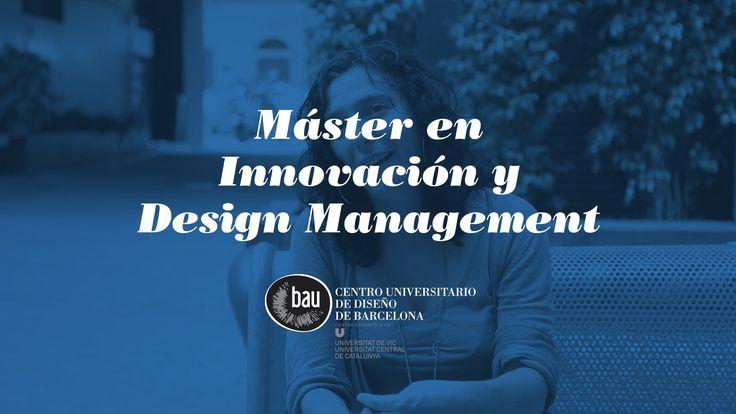 Máster en Innovación y Design Management
