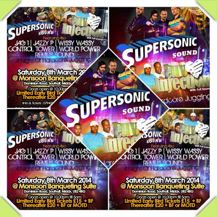 Ticket outlet details..Magnetic Energy Promotions