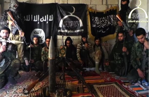 And these are the people Obama is going to arm?.....'Vetted Moderate' Free Syrian Army Commander Admits Alliance with ISIS, Confirms PJ Media Reporting