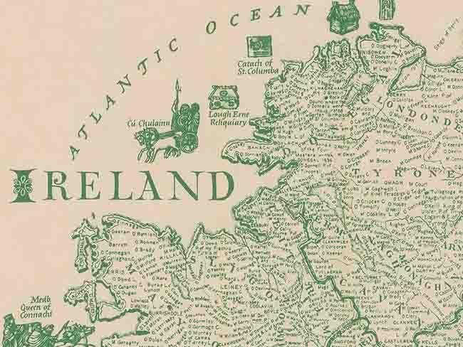 May 18, 2014 - Top 100 Irish last names explained - via irishcentral.com