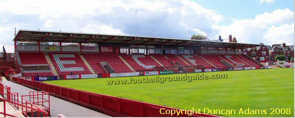 St.James Park - Exeter City FC