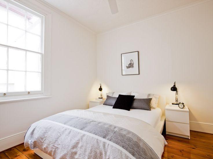 interior : master bedroom