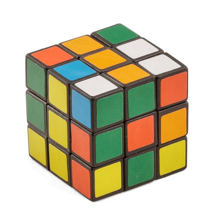 Cubo Rubik. Fotografía: Kinoki studio.