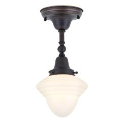 DVI Lighting - School House - ORB Kitchen Sink *pair with Eating Nook light