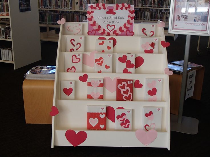 We had a great Library Lovers day with the blind date with a book promotion for Adult, teen and junior members.