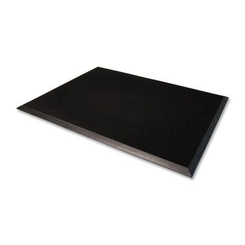 "Genuine Joe Brush Tip Scraper Mat, 36""x72"" Double Door, Black SKU-PAS951938 by Genuine Joe. $188.01. Please refer to the title for the exact description of the item. 100% SATISFACTION GUARANTEED. All of the products showcased throughout are 100% Original Brand Names.. Genuine Joe Brush Tip Scraper Mat, 36""x72"" Double Door, BlackBrush Tip Scraper Mat offers individual rubber bristles to clean shoes with brushing action, while deep reservoir holds water and protects..."