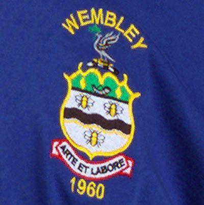 FA Cup Final 1960 Blackburn Rovers Badge | Flickr - Photo Sharing!