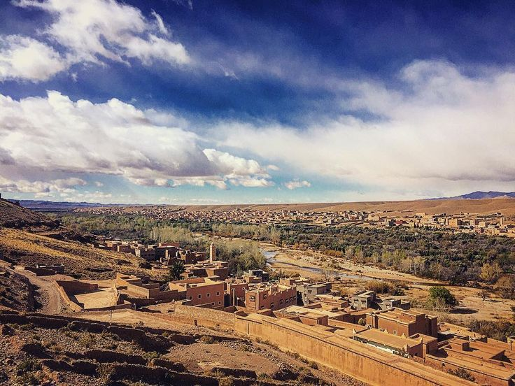 #sky #morocco #awesome #africa #clouds #tourist #amazingday #nofilter #batota #city #picoftheday #iphoneonly #day #cool #marrocos #africa #instalike #buildings #culture #architecture #follow4follow #like4like #20likes #mountains #nature #best by lourencovirgilio