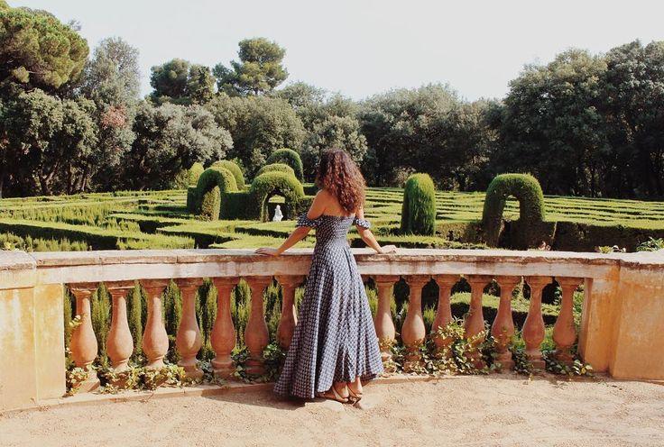 """76 Me gusta, 1 comentarios - Belém Labra Di Marco ✈️🐚🌺🌴 (@belemlabra) en Instagram: """"Cuando te crees la Princesa del Laberinto de Horta... 😂👏👏 • #parcdellaberint #horta #bcn #barcelona…"""""""