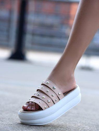 calzado mujer - sandalias gomon primavera verano 2018