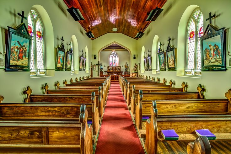 St Johns Church Tasmania by Benny Marty - Photo 117794009 - 500px