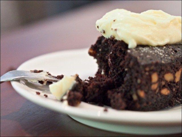 chocolate fudge brownies - fructose free