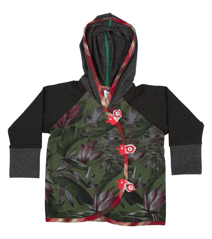 Lava Hoodie, Oishi-m Clothing for kids, Spring 2016, www.oishi-m.com