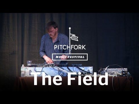 """The Field performs """"Over the Ice"""" at Pitchfork Music Festival 2012"""