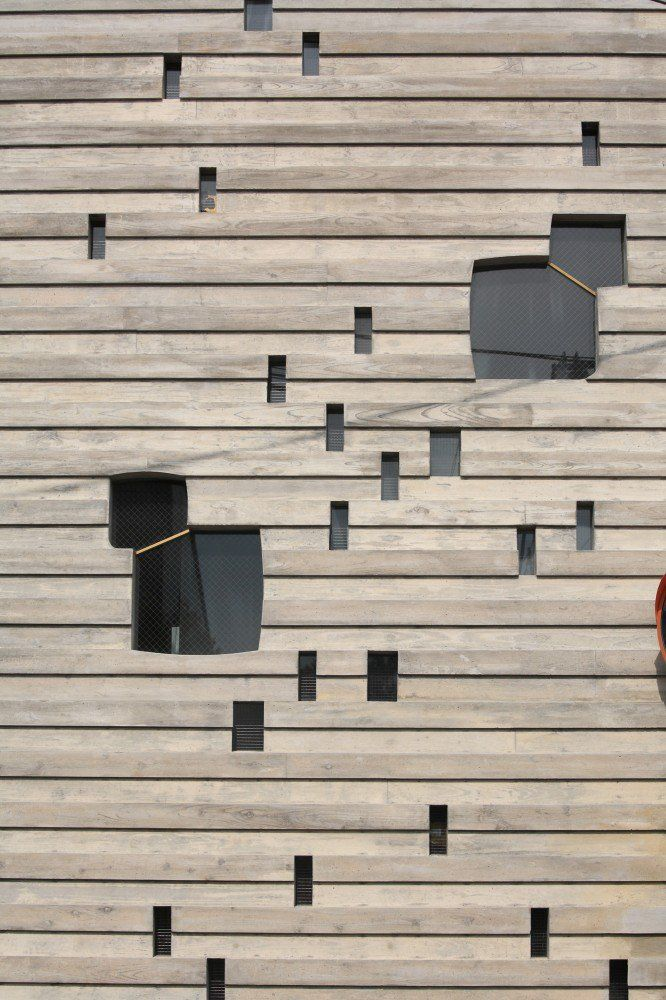 gallery of the wall of nishihara sabaoarch 3 - Beste Ausere Hausfarben