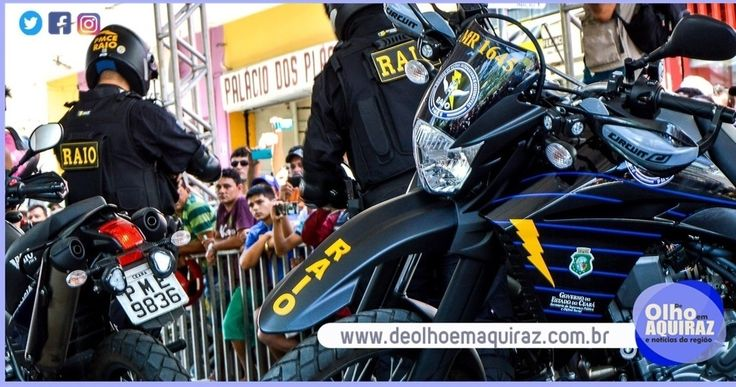 Bandidos aguardaram saída de PMs do RAIO para assaltar estabelecimento em #Aquiraz  Recebemos informações de que homens armados fizeram um assalto ontem a noite a um ponto de Açaí(o qual não vamos revelar o nome) os bandidos deixaram a moto na rua próximo a Pizzaria Água na Boca eles se deslocaram a pé até a Praça das Flores e em seguida aguardaram sentado no banco soldados do RAIO terminar de tomar Açaí nos estabelecimento quando os soldados saíram do local os bandidos anunciaram o assalto…