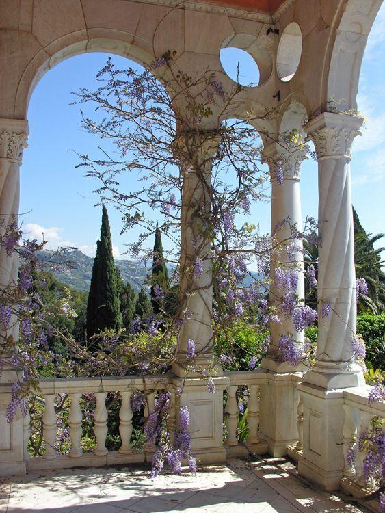 Giardino botanico Hanbury - Ventimiglia (IM)