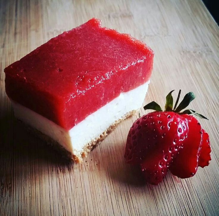 Healthy Jelly Slice