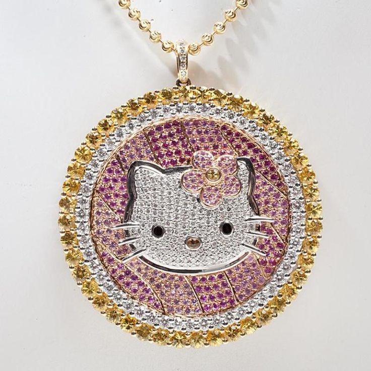 33 best Hello Kitty Jewelry images on Pinterest | Hello kitty ...