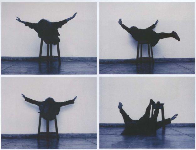 Helena Almeida - Voar