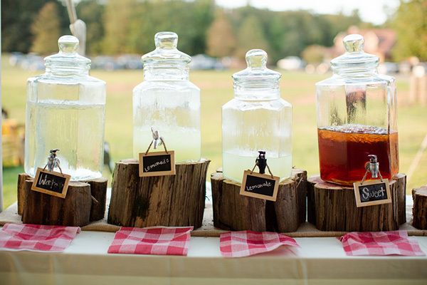 BBQ Rehearsal Dinner Inspiration - Project Wedding