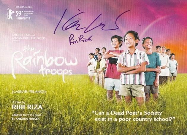 Rainbow Troops, The (Laskar pelangi) (2008)