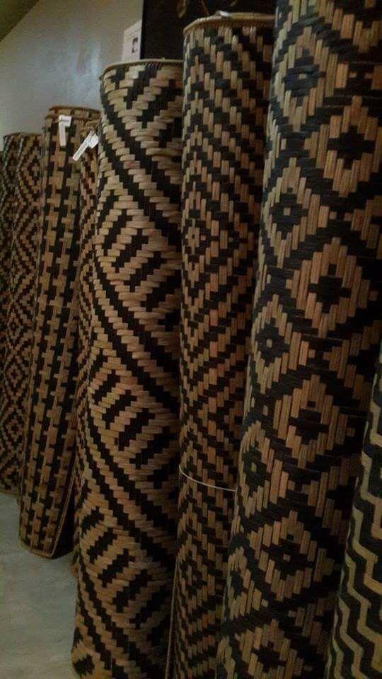 Artesanato indígena /Tupé.