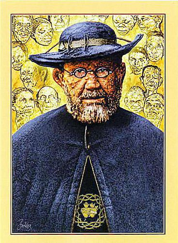 The political and journalistic world can boast of very few heroes who compare with Father Damien of Molokai. It is worthwhile to look for the sources of such heroism. ~ Mahatma Ghandi