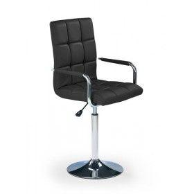 Fotel biurowy hoker Gonzo czarne