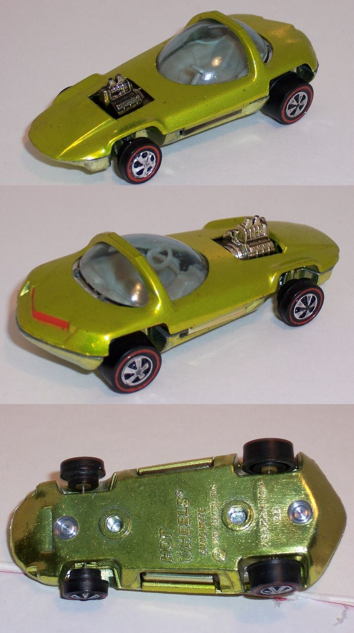 1968 Silhouette US Antifreeze Hot wheels cars, Hot