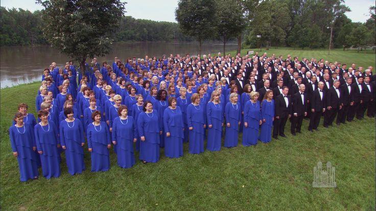 Amazing Grace - Mormon Tabernacle Choir ; Mack Wilberg se weergawe       Die doedelsakke begin en eindig. Vanoggend 6/9/2015 op Fanie Smit se Loof die Here op RSG gehoor.