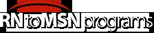 RN to MSN Programs