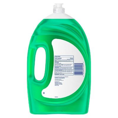 Dawn Ultra Apple Blossom Dishwashing Liquid Antibacterial 75 Oz